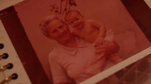 Eu e minha avó - Ela foi a primeira a notar a minha deficiência