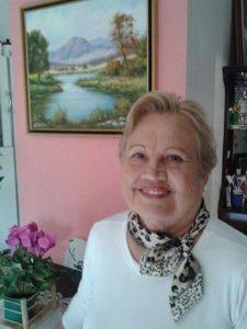 Dona Ivana, minha mãe amada